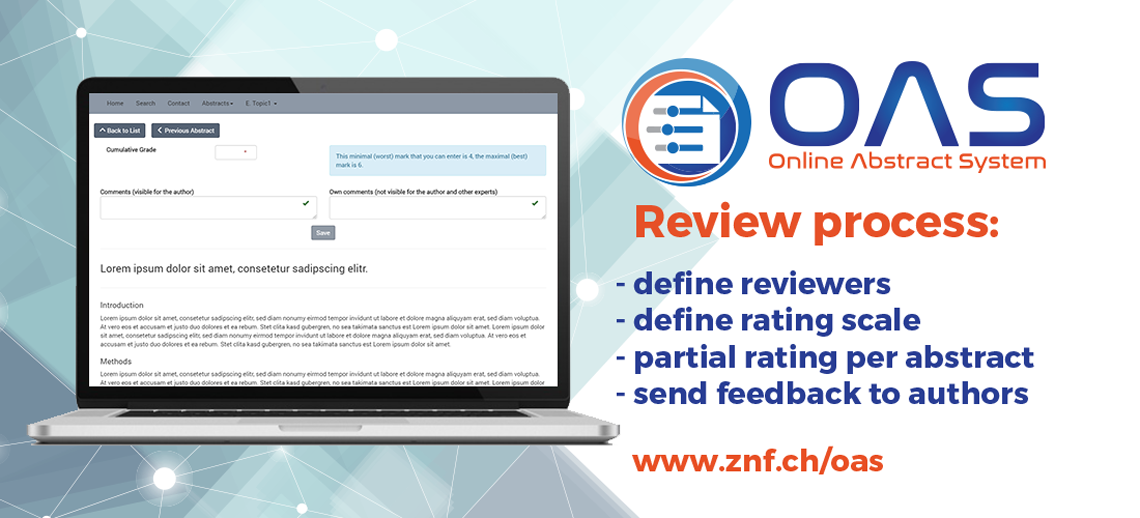 OAS - review process