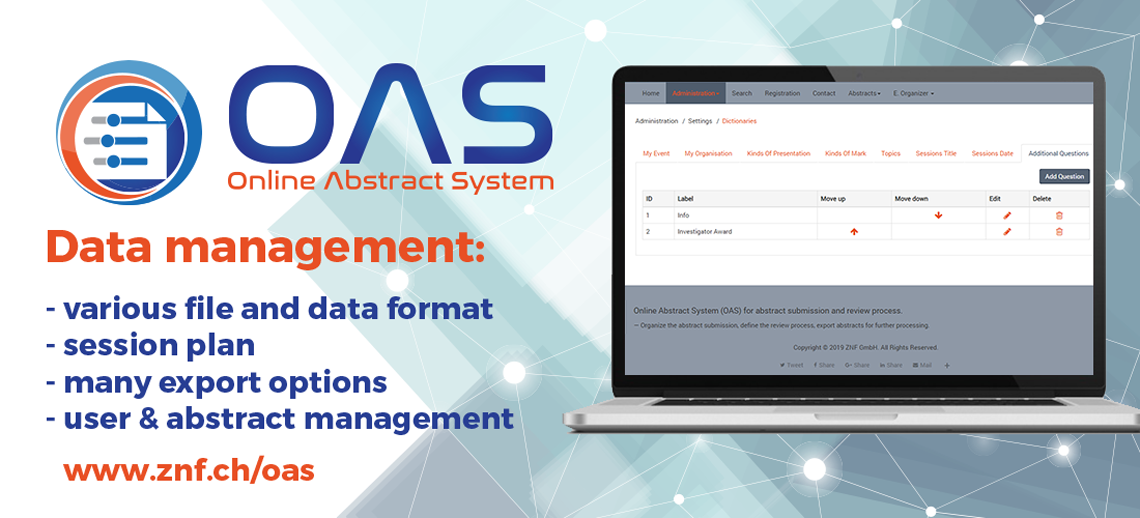 OAS - abstract management